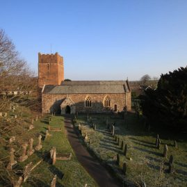 St Edmunds, Dolton, Devon