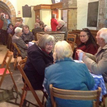 The Bishops Visitation Lunch at St Edmunds