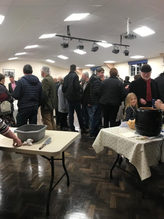 Dolton Devon plough service 2019